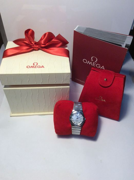 Omega - My Choice Constellation Automatic  - 90243021 - Women - 2000-2010