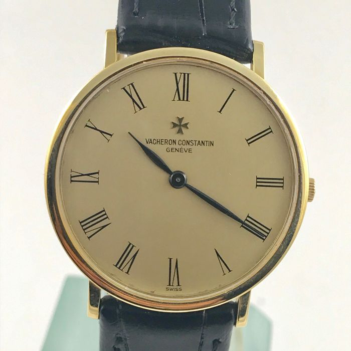 Vacheron Constantin - Patrimony (Ultra-thin) - Ref. 33051 - Men - 1985