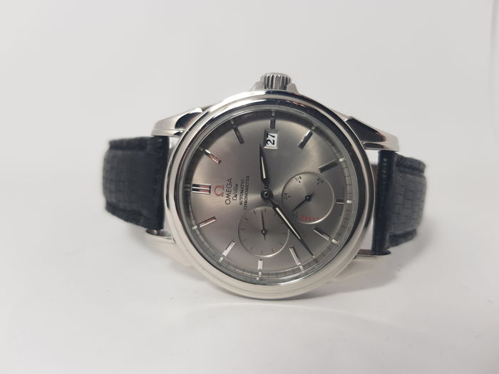 Omega - DeVille co-axial chronometer power reserve - 4832.31.32 - Homme - 2011-aujourd'hui