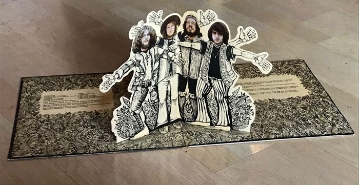 Jethro Tull Stand Up 1969 First Uk Pressing Catawiki