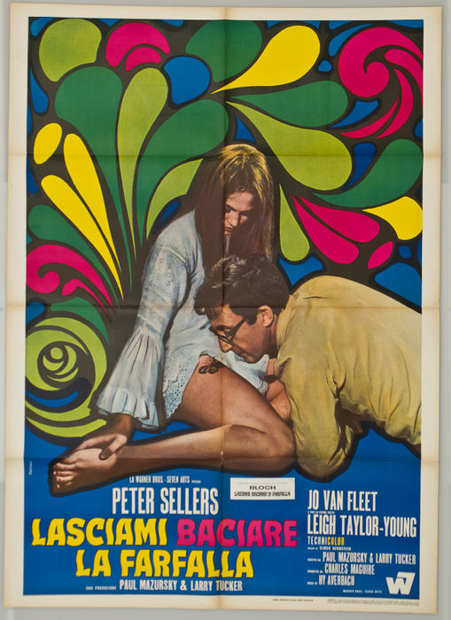 Ferrini-Lasciami baciare la farfalla - I Love You, Alice B. Toklas Peter Sellers
