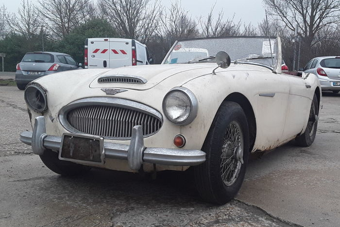 Austin Healey - 3000 MkII BT7 Tri-Carb - 1962