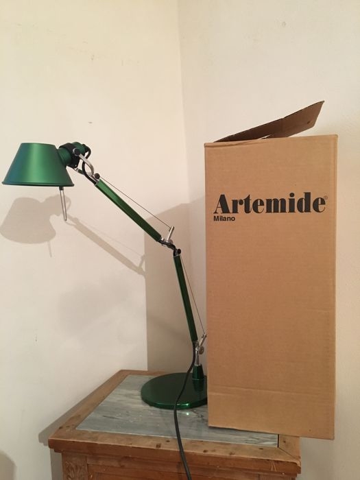 Michele de Lucchi and Giancarlo Fassina for Artemide - Tolomeo Micro
