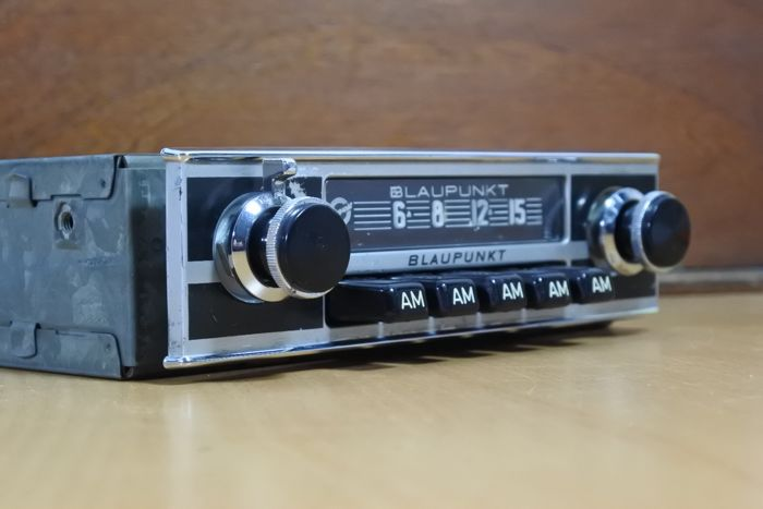 blaupunkt hamburg s classic car radio 1968 catawiki. Black Bedroom Furniture Sets. Home Design Ideas