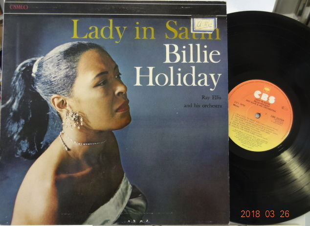13 Albums (15 LP's) When the Ladies Sings Jazz & Blues