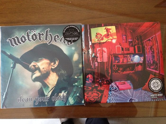 Motörhead - Monster Magnet  Limited Editions