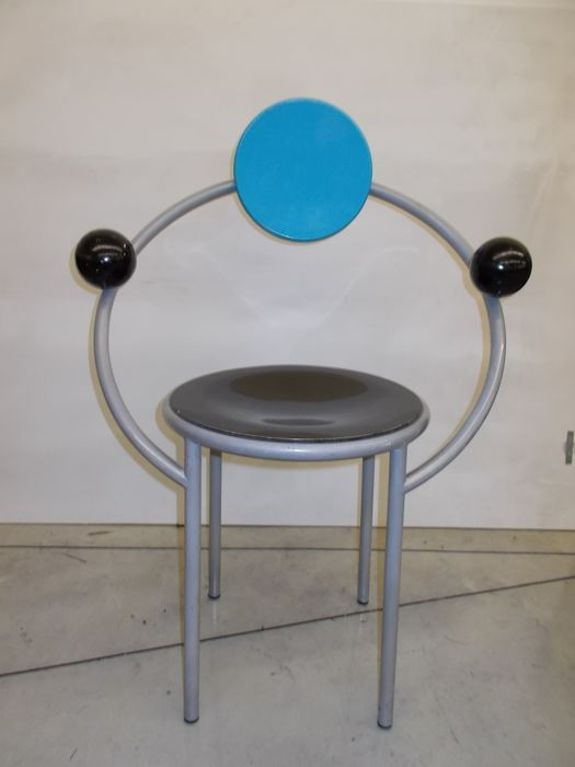 Michele De Lucchi for Memphis - 'First' chair