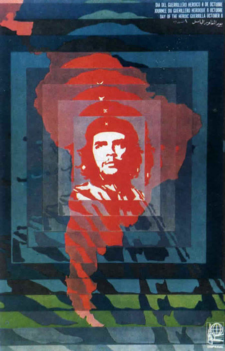 Helena Serrano - Day of the Heroic Guerrilla (Che Guevara) - 1968