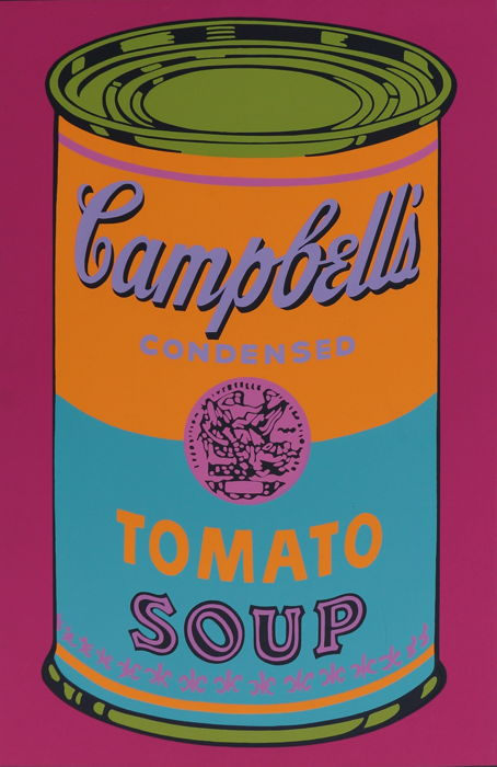 Andy Warhol  - Campbell's Tomato F&S II. 44-53
