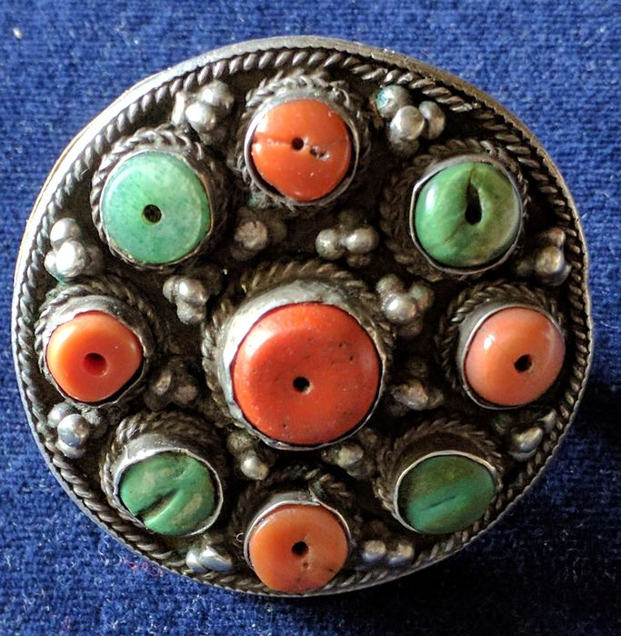 Tibet or Morocco ring - First half of the 20th century