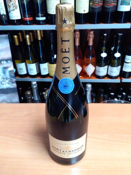 Champagne Moet &Chandon Reserve Imperiale - 1 Magnum(150cl)