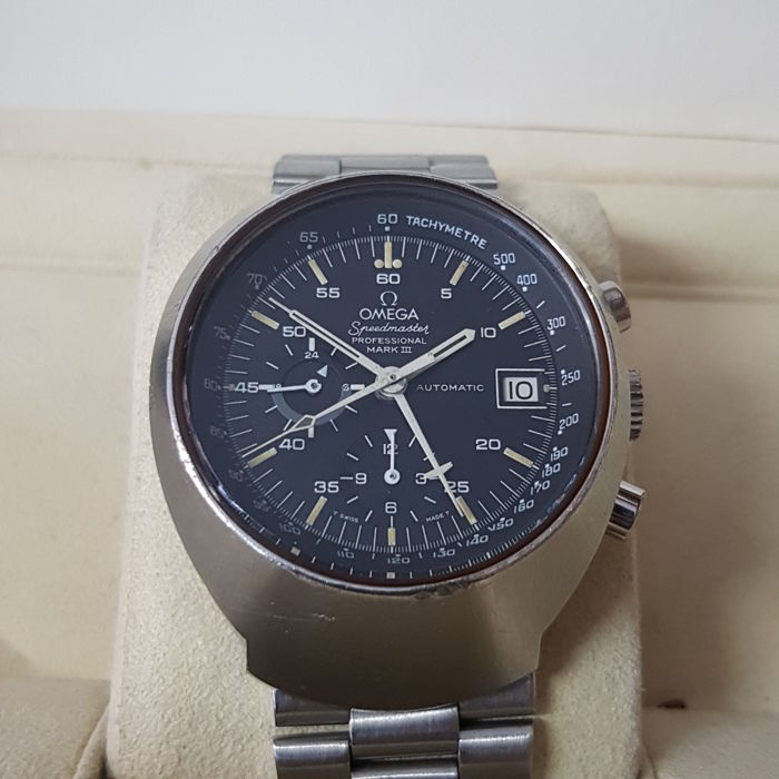 Omega - Speedmaster Professional Mark III - Ref.176.002 - Heren - 1960-1969
