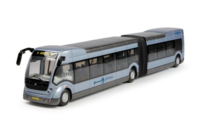 Lion Toys - 1:50 - Phileas Articulated Bus 'A Airport'
