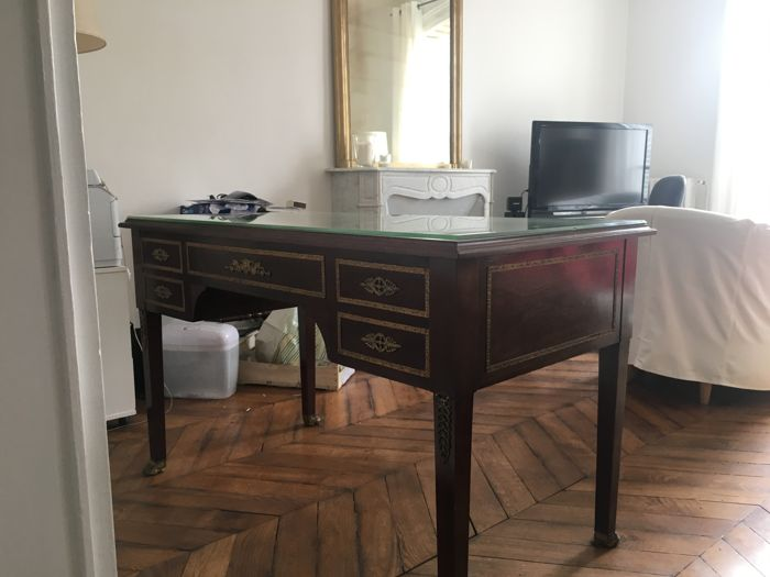 Empire desk late 19th