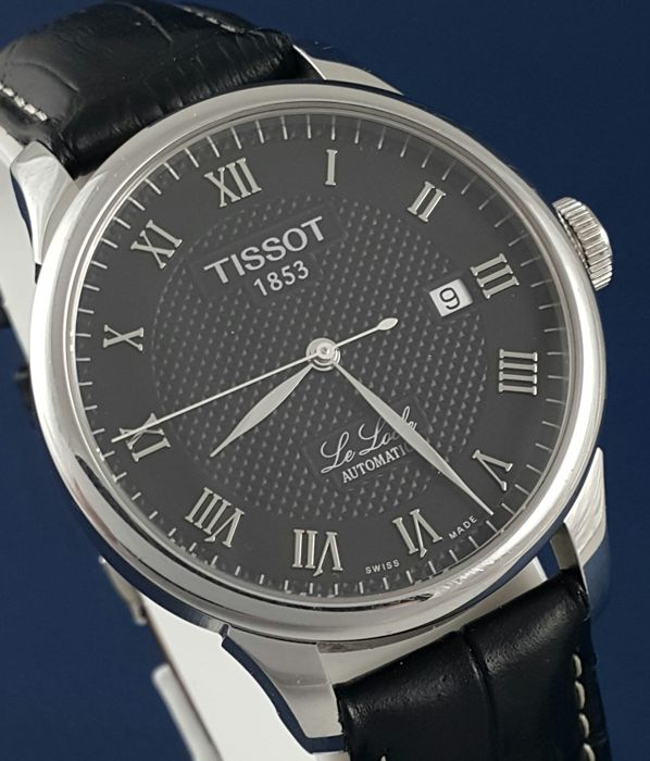 Tissot - Le Locle Automatic - L164/264-1 - Men - 2011-present
