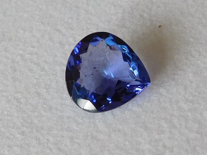 Tanzanite 1.31 ct - No Reserve Price