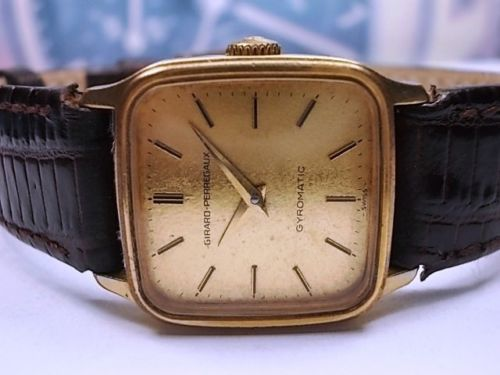 Girard-Perregaux - Gyromatic - model no. 4296T A - Dames - 1970-1979