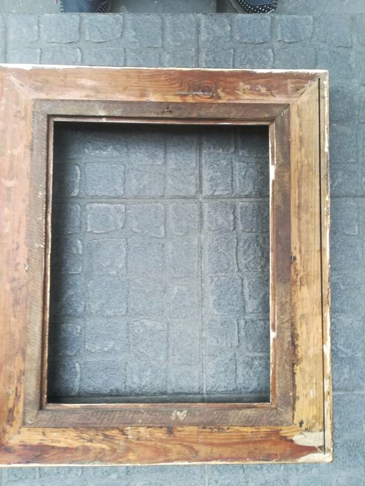 Wooden frames for paintings, mirrors - decorative wooden frame ...