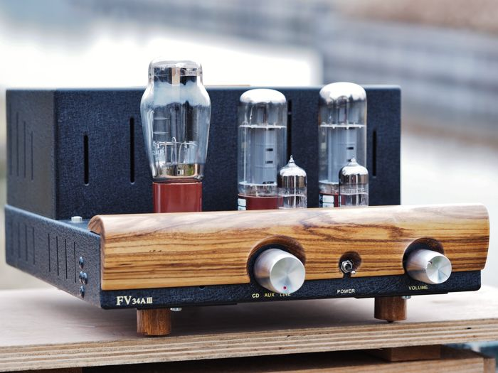 Yarland FV-34 A MkIII integrated amplifier