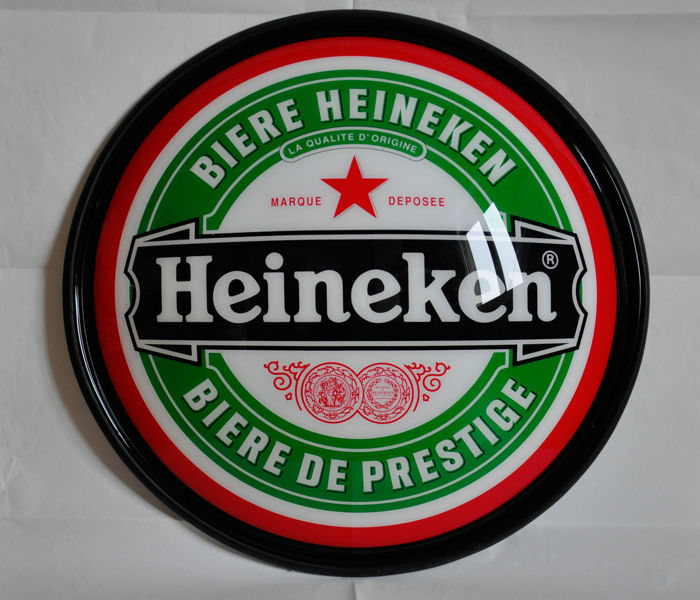 HEINEKEN Original tin sign