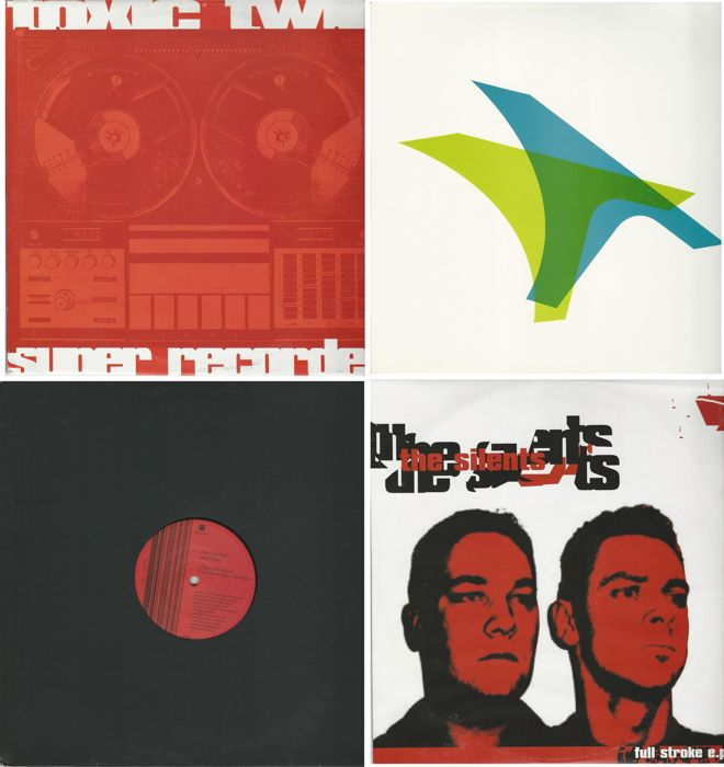 "Lot 20 Maxi Singles 12"" - Toxic Twin, The Wildchild, The Silents, DJ Dero, Dr. Shingo, Soul Preacher, Miss Peppermint and more"