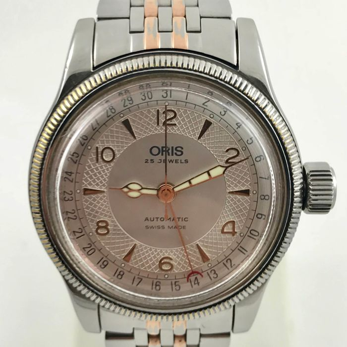 Oris - Big Crown Pointer Date - Ref. 7543 - Hombre - 1990 - 1999