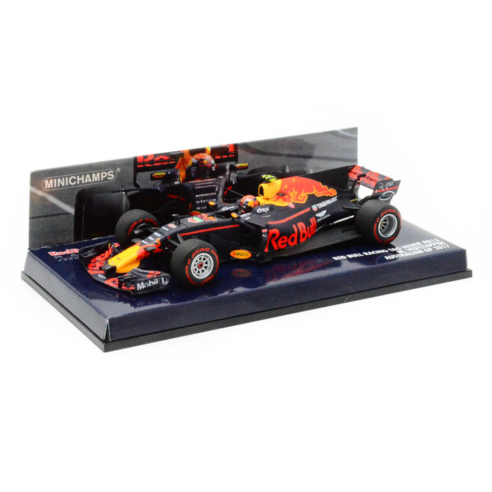 Minichamps - Scale 1/43 - Red Bull Racing TAG Heuer RB13 #33 Australian GP 2017 - Max Verstappen