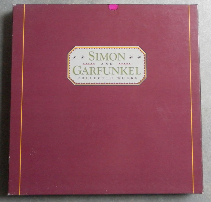 Only For Collectors : Simon & Garfunkel and Paul Simon - Collected Works