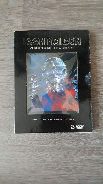 Large collection of Rock and Heavy Metal Band DVD's
