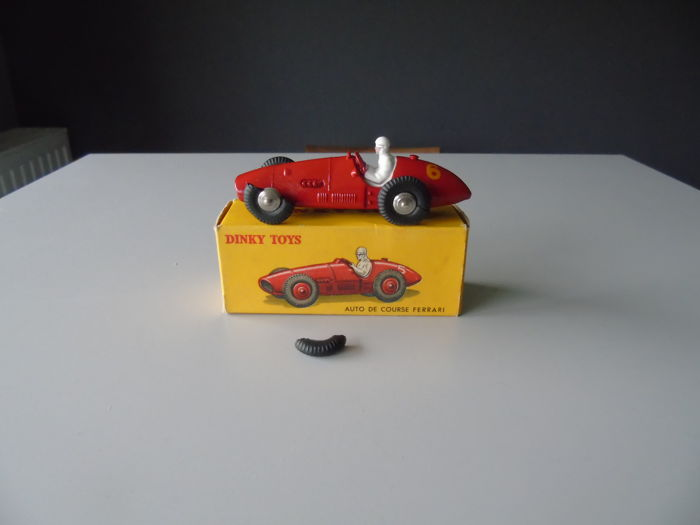Dinky Toys- France - Scale 1/43 - Ferrari racing car - No.23 J