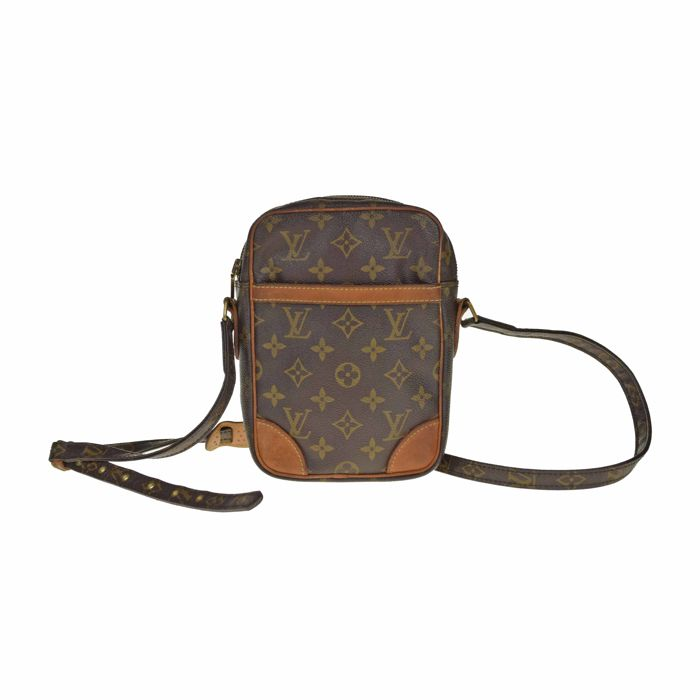106cfbfd83280 Louis Vuitton - Monogram Danube PM Torebka cross body - Vintage ...