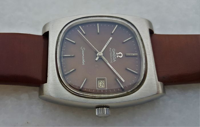 Omega - Seamaster Automatic - Heren - 1970-1979