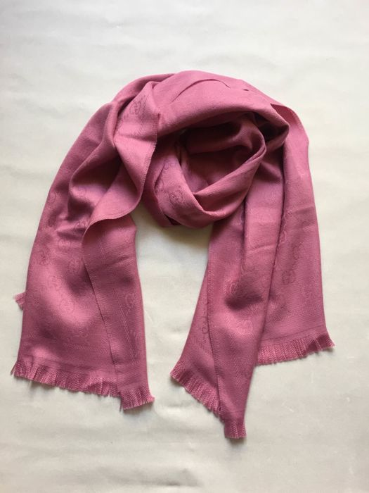 Gucci - women scarf in 100% wool