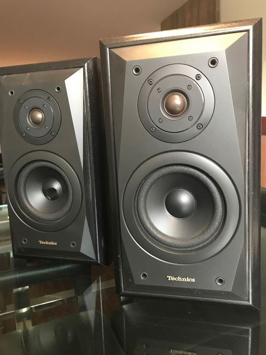 Technics SB-CA10 X Rare, very nice monitor speakers - Catawiki