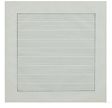 Agnes Martin (1912-2004) - Agnes Martin: Paintings and Drawings 1974-1990