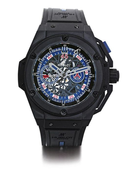 Hublot - King Power Paris Saint Germai limited 200 - 716.CI.0123.RX.PSG14 - Men - 2011-present