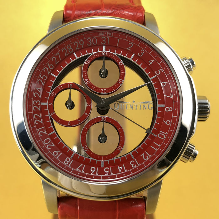 Quinting - Chronograph Mysterious - Ref.QSL55 - Men - 2000-2010