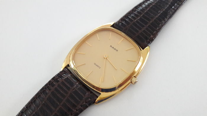 e15a9cb6815 Rado - Quartz - Men - 1980-1989 - Catawiki