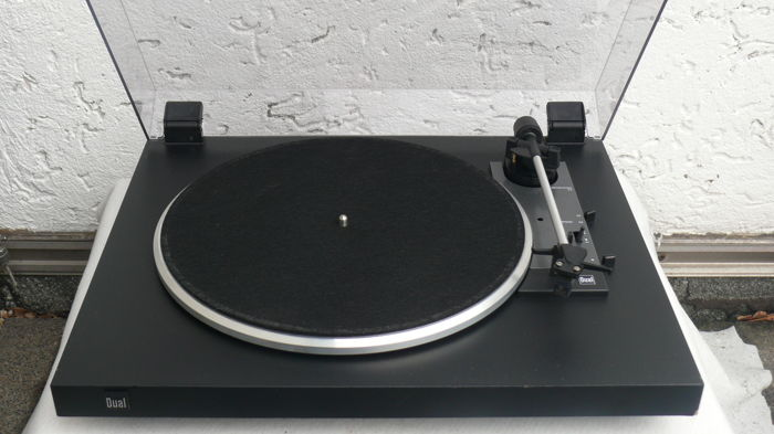 Dual CS 415 - 2 Fully Automatic turntable