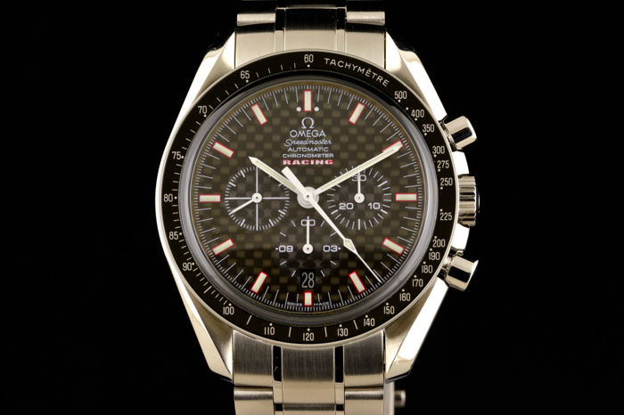 Omega - Speedmaster Racing Chronometer Limited Edition - 35525900 - Mężczyzna - 2000-2010