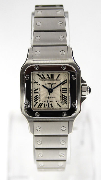 Cartier - Santos - 2423 - Dames - Does Not Apply
