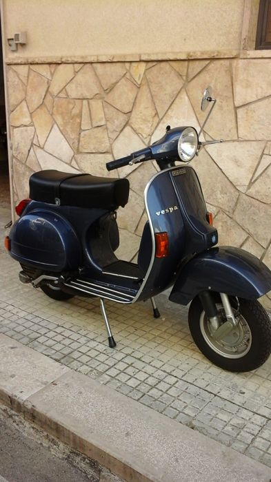 piaggio vespa px 125 cc 1981 catawiki. Black Bedroom Furniture Sets. Home Design Ideas
