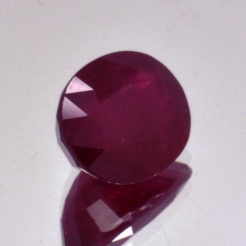 Ruby - 3.90 ct.