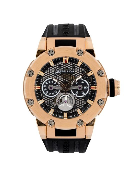 Rebellion - Predator Mono pusher chronograph - Men - 2011-present