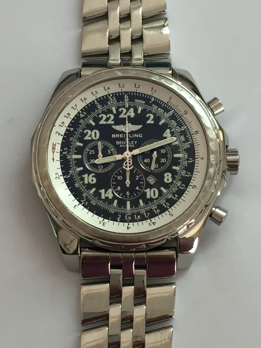 "Breitling Bentley ""24 Heures Du Mans"", Reference: 22362 - Men's - 2000-2010"