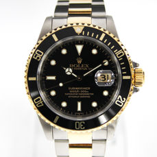 Rolex - Submariner  - 16613 - Heren - 1990-1999