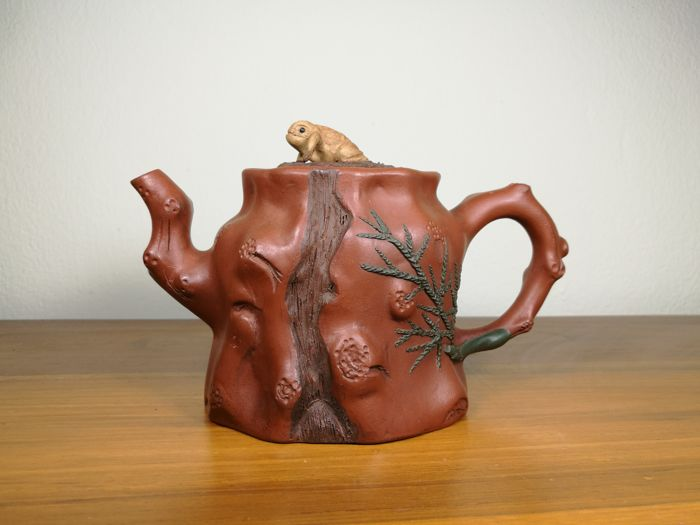 Chinese Yixing Teapot - China - late 20th Century