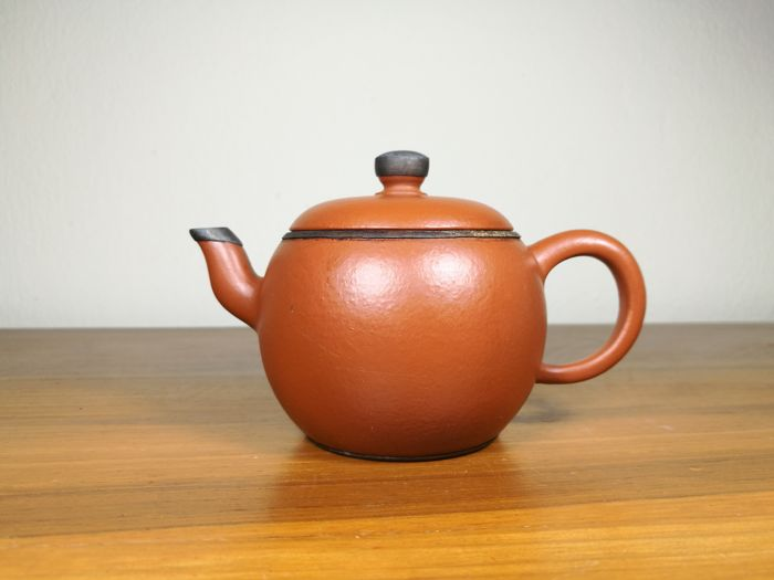 A contemporary Chinese Yixing Teapot, - China - late 20th Century