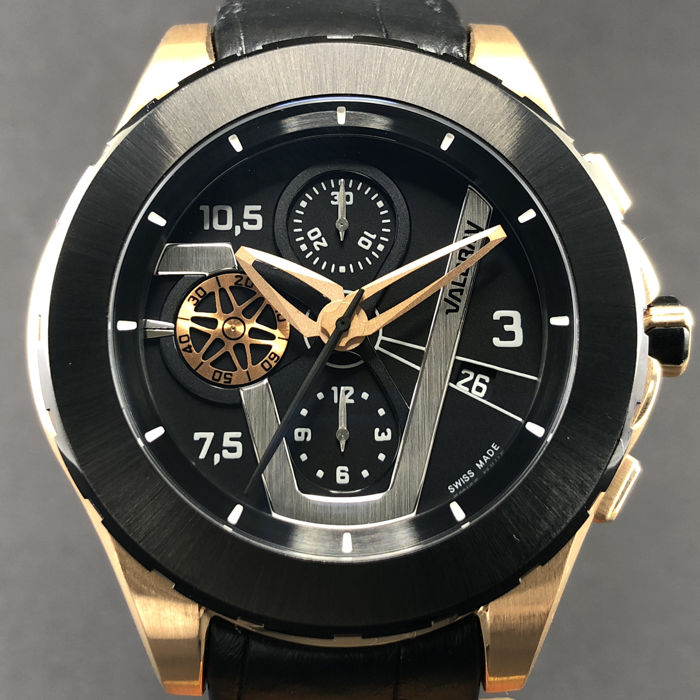 Valbray - Oculus Chrono Limited Edition 250 - Ref.VR01A-012-A - Homme - 2011-aujourd'hui