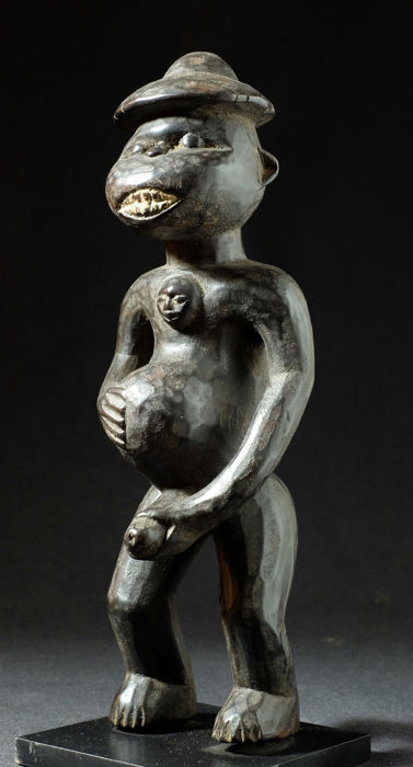 Little healer fetish - BAMILEKE - Cameroon